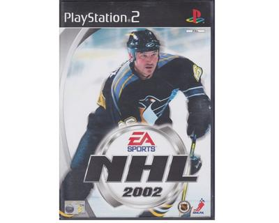 NHL 2002 u. manual (PS2)