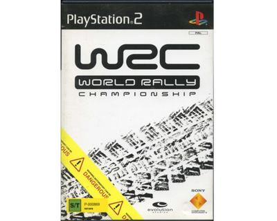 World Rally Championship (WRC) u. manual