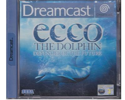 Ecco the Dolphin : Defender of the Future m. kasse og manual (forseglet)