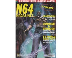 Nintendo 64 Magasinet #5 1999