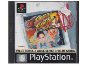 Street Fighter 2 Collection (value series) (PS1)