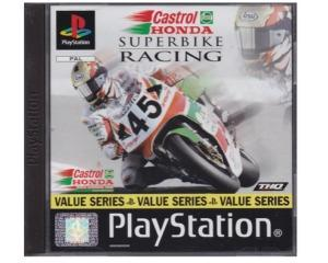 Castrol Honda Superbike Racing (value series)