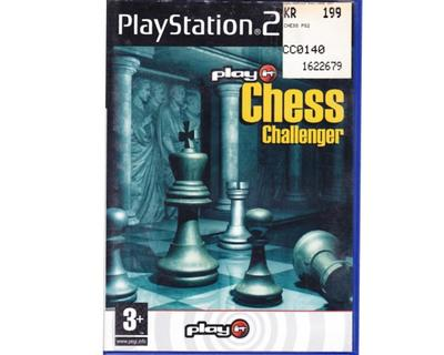 Chess Challenger u. manual (PS2)