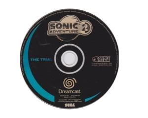 Sonic Adventure 2 : The Trial (demo spil)