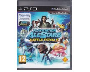 Playstation All-Stars : Battle Royale