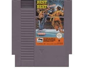 Best of the best Karate Championship (NES)