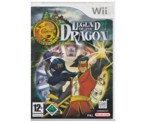 Legend of the Dragon u. manual