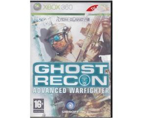 Ghost Recon : Advanced Warfighter (Xbox 360)