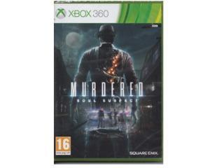 Murdered : Soul Suspect (forseglet) (Xbox 360)