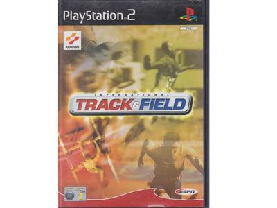 International Track & Field u. manual (PS2)