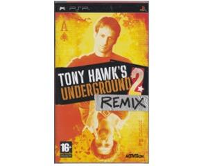 Tony Hawk's Underground 2 : Remix (PSP)