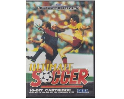Ultimate Soccer m. kasse og manual
