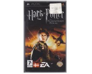 Harry Potter og Flammernes Pokal (PSP)