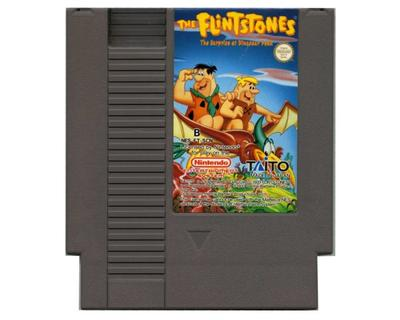 Flintstones : Surprise at dinosaur peak (scn) (NES)