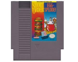 Short Order / Egg -Splode (US)