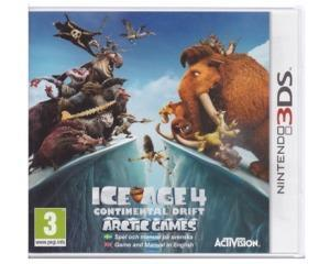 Ice Age 4 : Continental Drift (3DS)