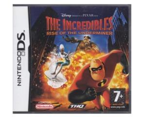 Incredibles, The : Rise of the Underminer