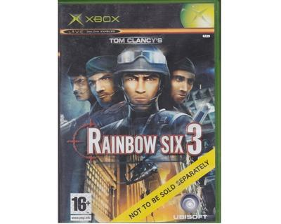 Rainbow Six 3 (promotional copy)(forseglet) (Xbox)