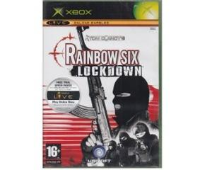 Rainbow Six : Lockdown (forseglet)