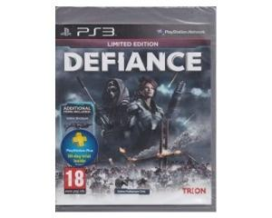 Defiance (limited edition) (forseglet)
