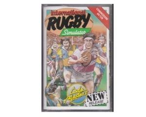 International Rugby Simulator (Commodore 64)