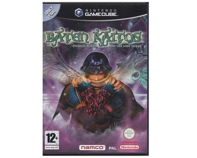 Baten Kaitos : Eternal Wings and the Lost Ocean (fransk kasse og manual)