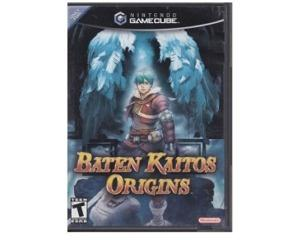 Baten Kaitos : Origins (US) u. manual