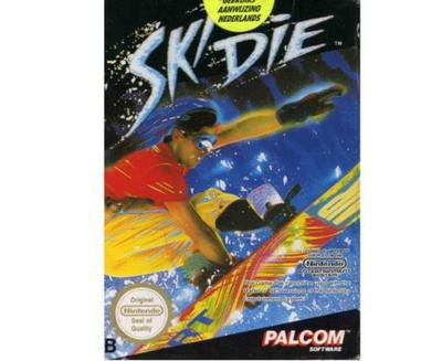 Ski or Die m. kasse og manual