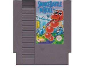 Snake Rattle n Roll (NES)
