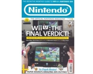 Nintendo Official Magazine #89 Christmas 2012