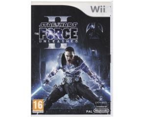 Star Wars : The Force Unleashed II (forseglet)