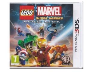 Lego Marvel : Super Heroes Universe in Peril
