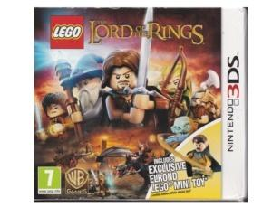 Lord of the Rings (incl. Elrond Lego Figur)