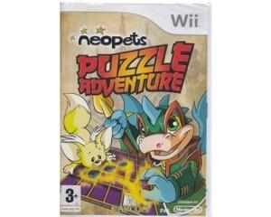 Neopets Puzzle Adventure (forseglet)