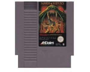 Swords and Serpents (NES)