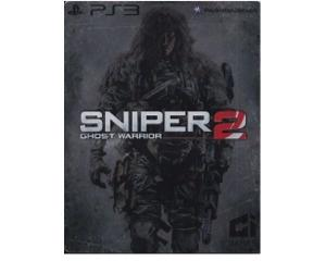 Sniper 2 : Ghost Warrior (metal box) (PS3)