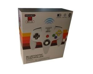 N64 Bluetooth Controller (ny vare)