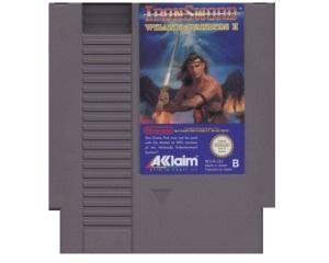 Wizards & Warriors II : Iron Sword (NES)