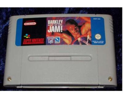 Barkley Shut up and Jam (SNES)