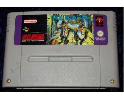 Blues Brothers (SNES)