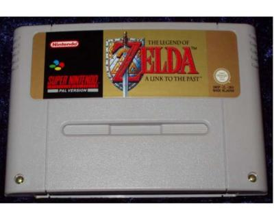 Zelda, The Legend of : A Link to the Past  (kosmetiske fejl) (SNES)