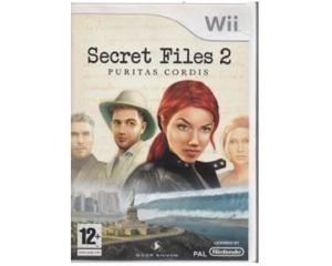 Secret Files 2 : Puritas Cordis (Wii)