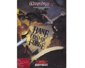 Wizardry : Bane of the Cosmic Forge (Amiga) (1mb) m. kasse og manual