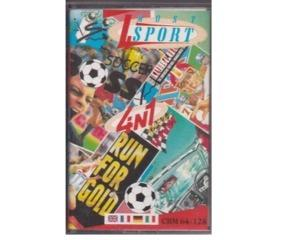 4 in 1 Most Sport  (bånd)  (Commodore 64)