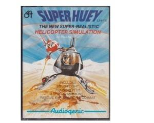 Super Huey (bånd) m. kasse og manual