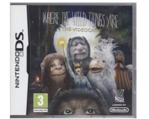 Where the Wild Things Are : The Video Game (Nintendo DS)