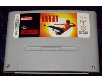 Dragon : The Bruce Lee Story (SNES)