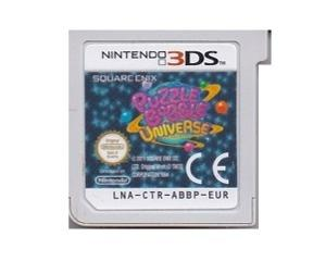 Puzzle Bobble Universe u. kasse og manual (3DS)