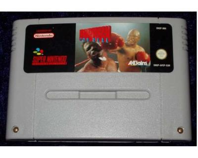 Foreman For Real (SNES)