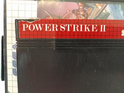 Power Strike II (lille label skade) m. kasse